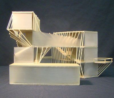 13 Best Architectural Model Making Images On Pinterest Architectural Models Architecture