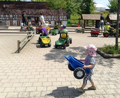 Ravensburger Spieleland Amusement Park: The Park with a Difference - Traveling Mom