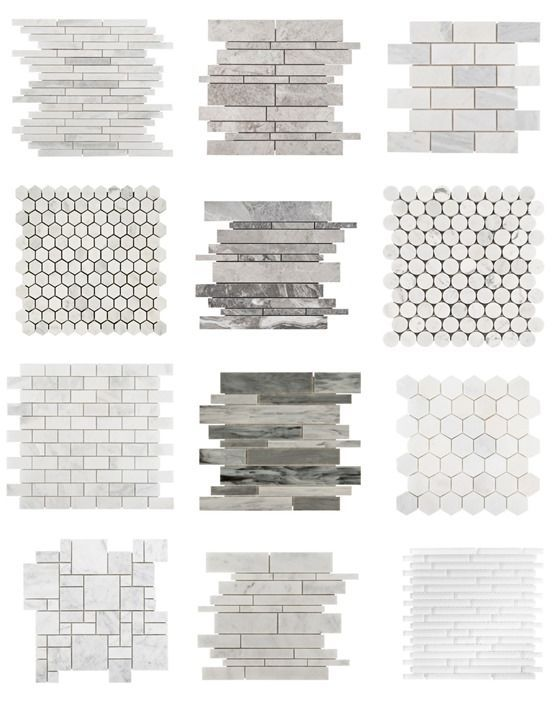 fireplace surround tile options from Floor & Decor: