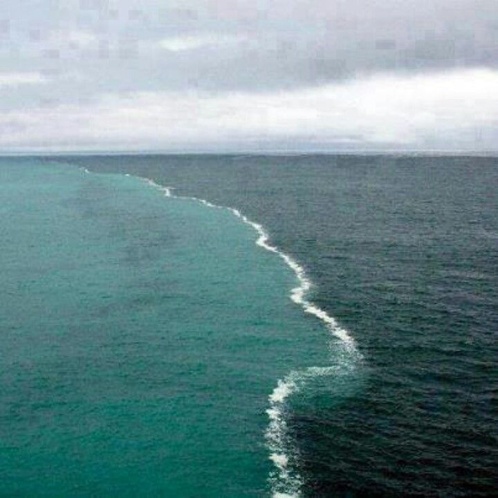 rhe place where two oceans meet