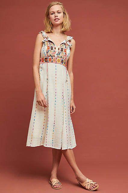 72100bb3cb38 Maeve Llama Embroidered Dress #ad #AnthroFave #AnthroRegistry Anthropologie  #Anthropologie #musthave #styleinspiration #newarrivals