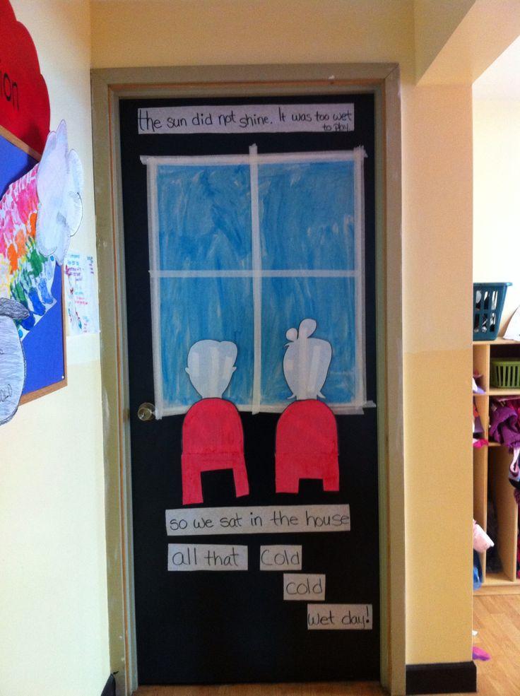 Dr seuss door decoration dr seuss door decorations pinterest
