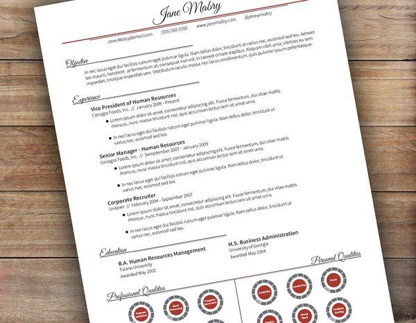 47 best Creativity images on Pinterest Resume templates - resume setup