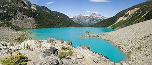Joffre Lakes Provincial Park - Wikipedia, the free encyclopedia