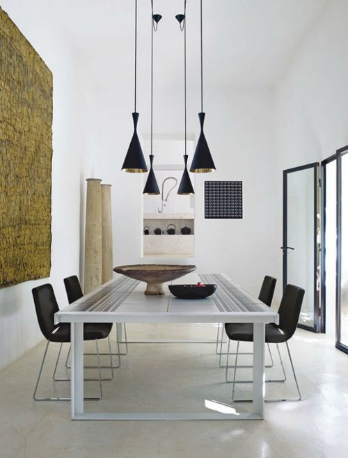 A modern home on ibiza by the style files via design design decor