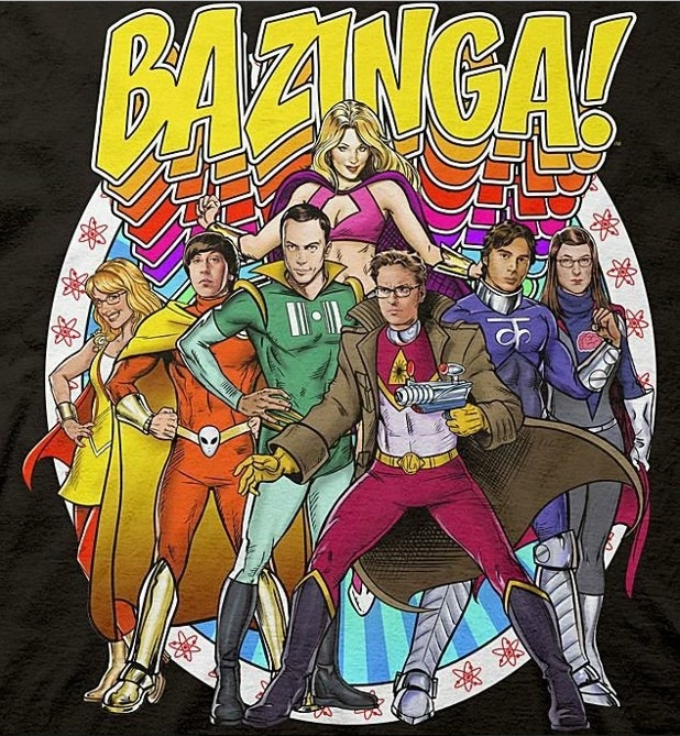 The Bazingas Assemble