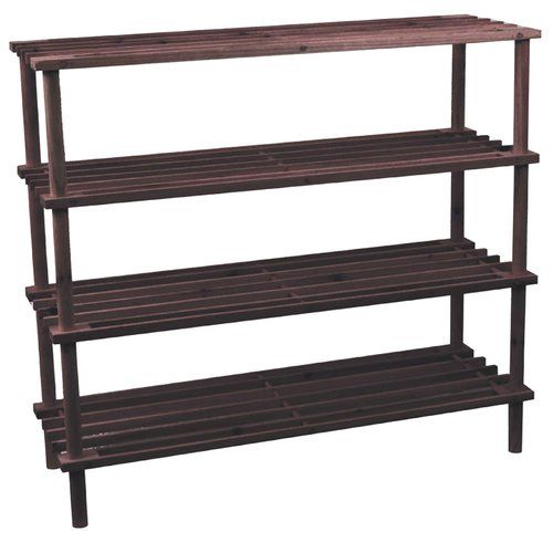 Found it at Wayfair.co.uk - 4 Tier Shoe Stand Rack