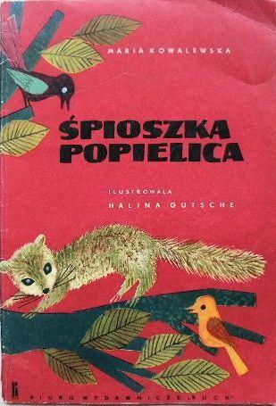 SPIOSZKA POPIELICA:Halina Gutsche
