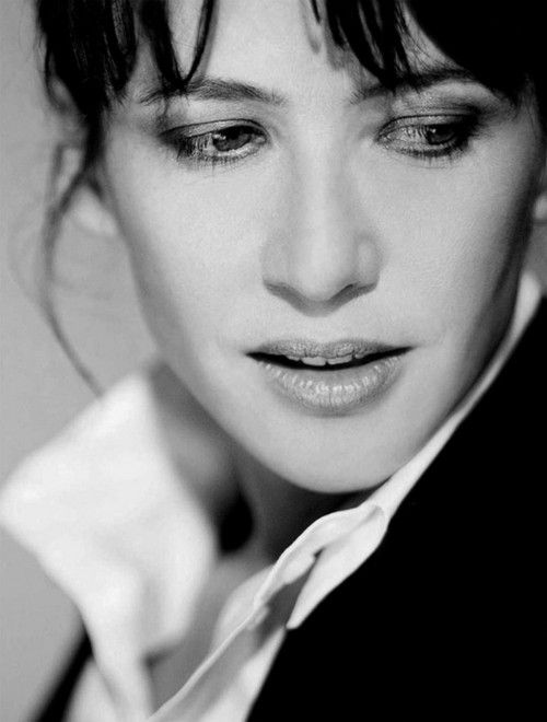 French actress, director, screenwriter and author, Sophie Marceau