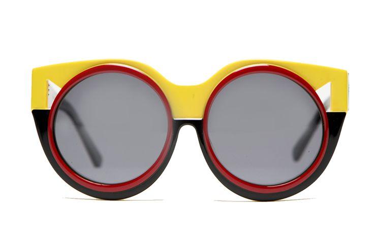 Coco & Breezy, Thema sunglasses, $275, available at shop.nylon.com