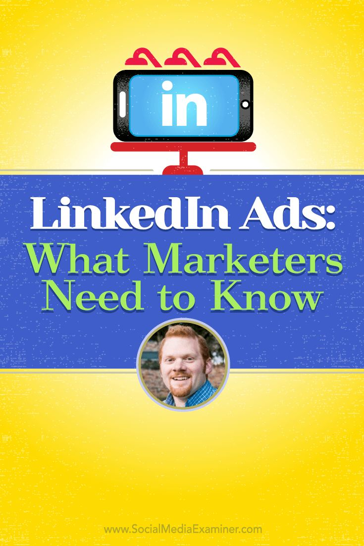 496 best social media linkedin images on pinterest social media aj wilcox talks with michael stelzner about linkedin ads malvernweather Images