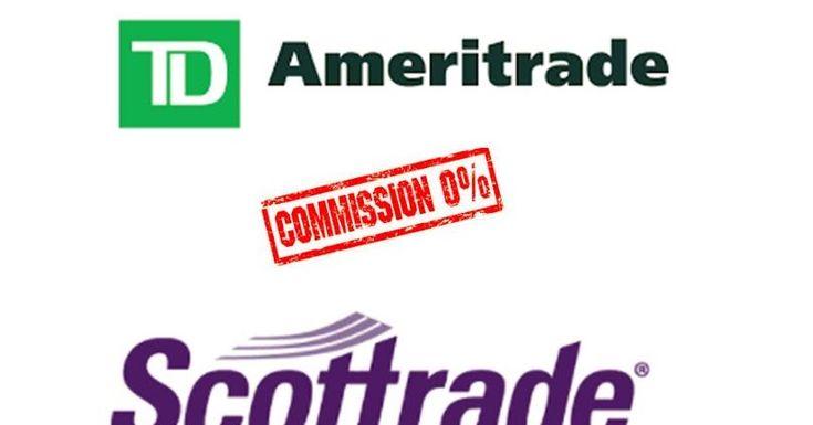 Commission-Free ETFs (TD Ameritrade/Scottrade)