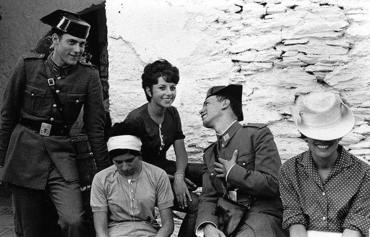 1962, Ligue Benemerito. Cadaqués. Costa Brava.