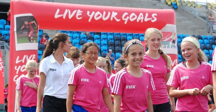 FIFA Live Your Goals Festival to Inspire Young Female Soccer Players in Saskatoon with appearance by Olympic Bronze Medalist Karina LeBlanc