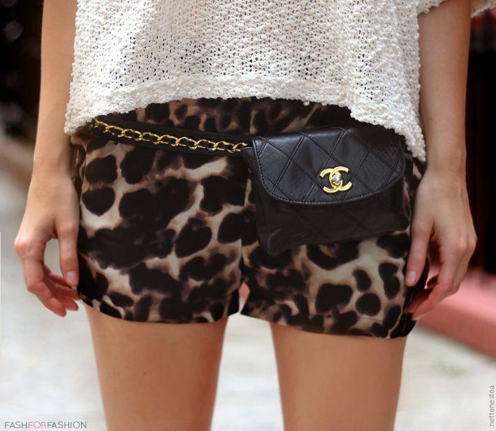 Chanel; Belt Bag / Fanny Pack / Waist Pack