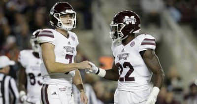 College Football Playoff rankings: Mississippi State checks in at No. 16 in Week 10