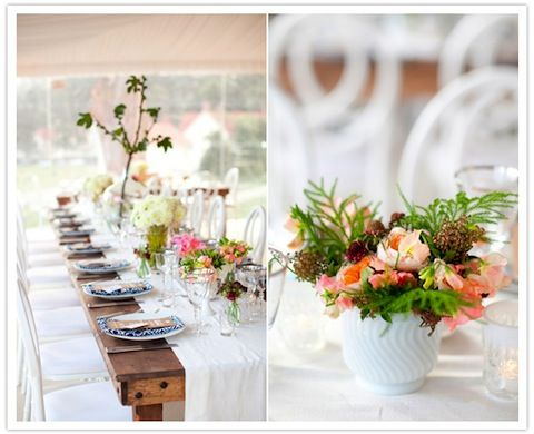Hello Lucky blog - one day I will host a party under a tent