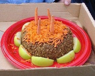 Easy No-Bake Horse Birthday Cake Recipe