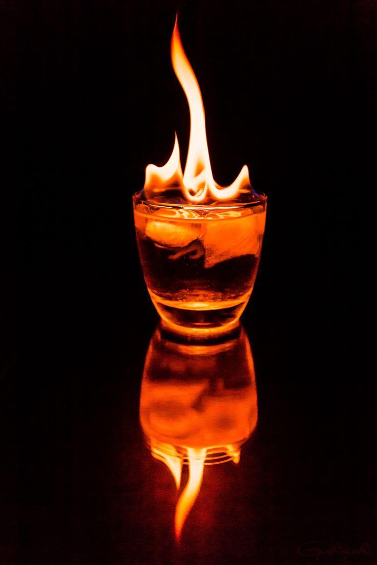 Rocks on fire by Wojtek Guzikowski on 500px