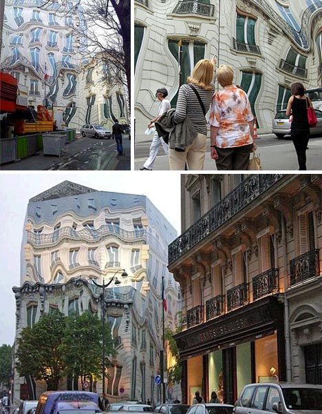 Cool Real Architecture Buildings 23 best optical illusion architecture images on pinterest