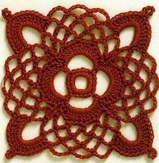 Crochet Motivos