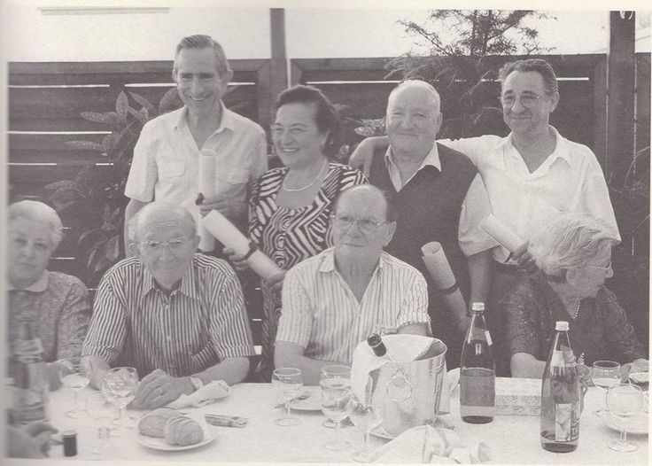 Treviglio : Schola Cantorum Giugno 1996