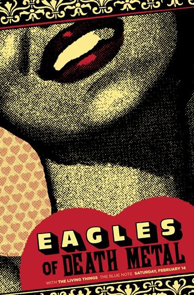 Death metal of Eagles