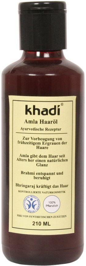 ciao a tutti, oggi voglio parlarvi di quest'olio per capelli della khadi.  Prima di comprarlo ho letto tantissimisse recensioni tutte strapo...