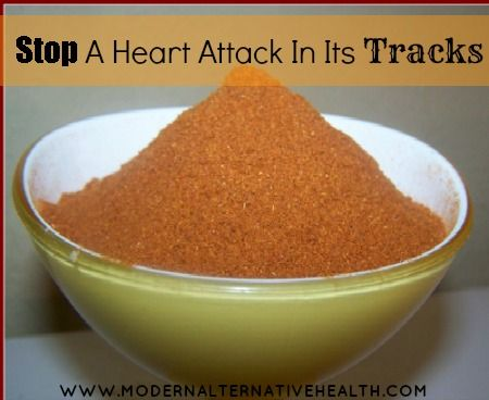 Stop A Heart Attack In Its Tracks | Modern Alternative Health