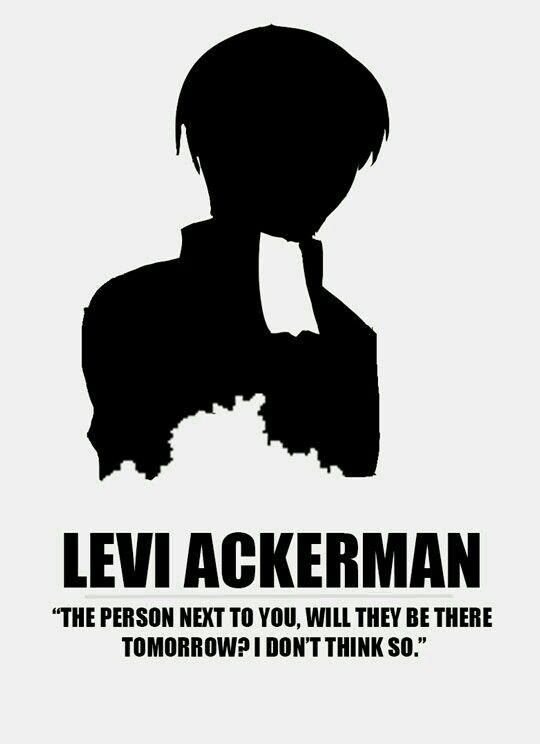 Levi Ackerman/Ataque a los titanes