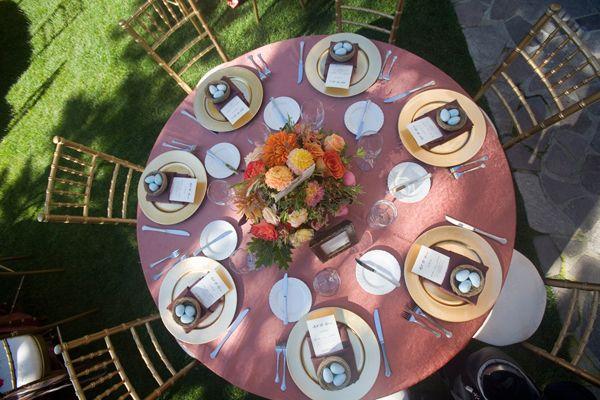 Thunderbird Lodge Wedding by Catherine Hall Studios