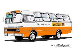 Will.Bus: Caio Bela Vista / Mercedes-Benz LPO 1113 - (SP) Empresa Paulista de Ônibus Ltda. (Década de 80)