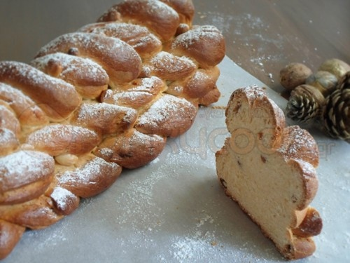 Vanocka, Παραδοσιακό Ψωμί Τσεχίας!