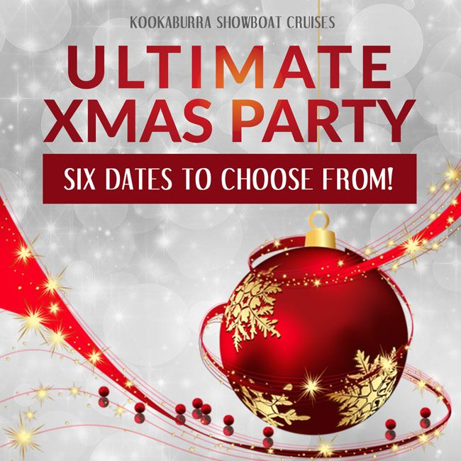 Christmas work parties #christmas #party #cruise #brisbane