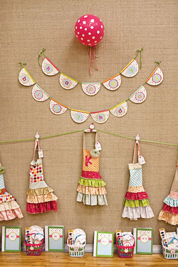 arts-crafts-party-homemade-aprons