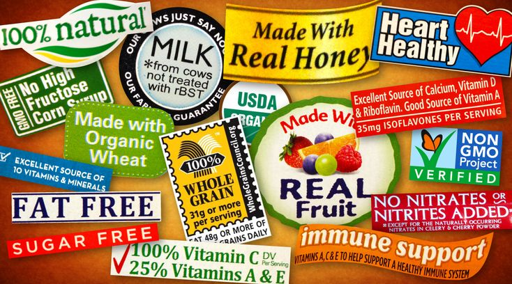 7 Secrets the Food Industry Doesn't Want You to Know :food labels: