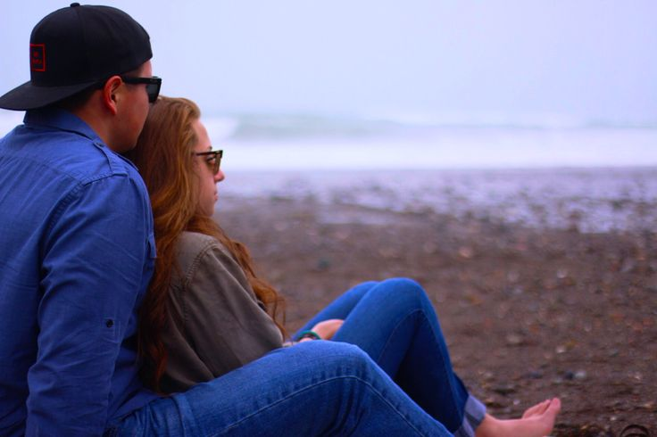 Couple. Beach. Couple photography. Beach pictures.