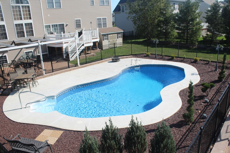 Pool Town Nj In Ground Swimming Pools Www Pooltown1 Com