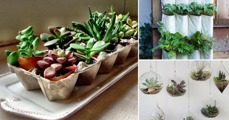 25 best ideas about jardines en espacios peque os on - Ideas para jardin pequeno ...