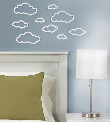 Декор для стен 'Head in The Clouds'
