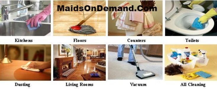 Professional Home Cleaning Company - Maids On Demand ™ INSTANT BOOKING EFFORTLESS PAYMENTS EXCEPTIONAL HOME CLEANING