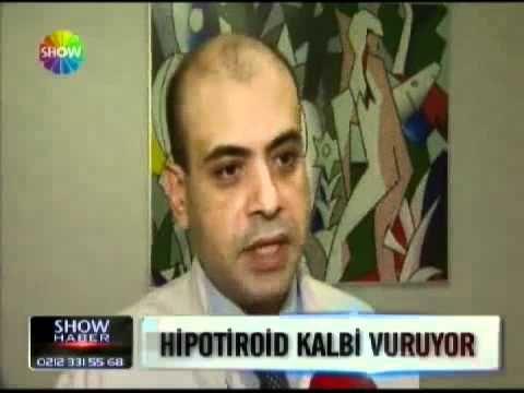 Hipotiroid Hastalığı- Dr. Yaser Süleymanoğlu