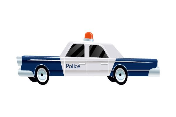 Police car vector #policecar #vector #vectorpack http://www.vectorvice.com/cars-vector
