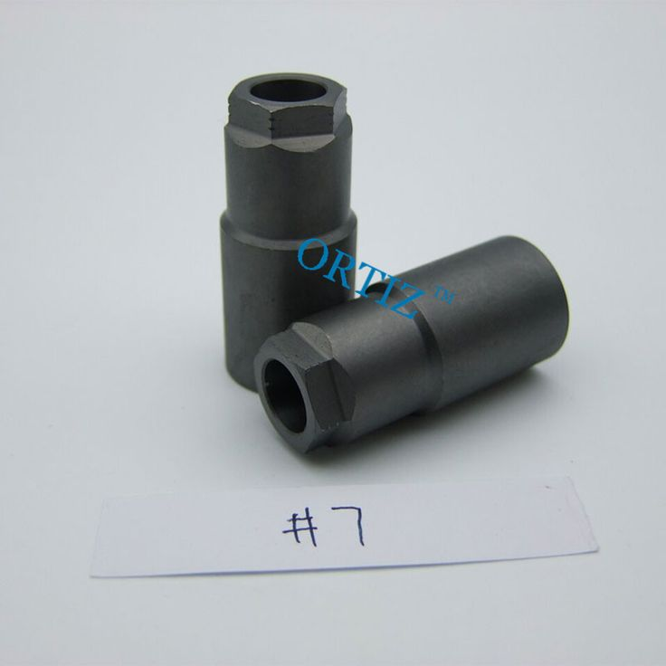 Auto engine parts Denso common injector spare parts Solenoid nut, ORTIZ injection nozzle nut injector body (7)