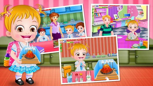 Join Baby Hazel and her friends in their science class to learn about various scientific experiments. Have fun! https://itunes.apple.com/gb/app/baby-hazel-science-fair/id965094825?mt=8