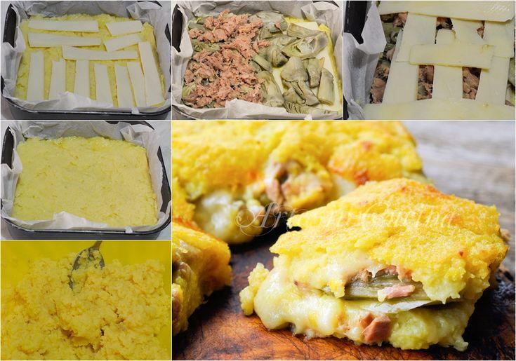 Schiacciata di patate: la ricetta per un secondo piatto ...