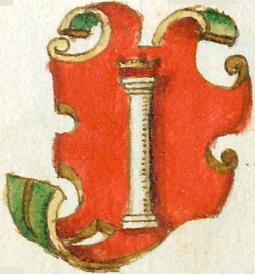 Stemma Medioevale della Famiglia Colonna