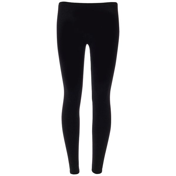 Black Leggings (€12) ❤ liked on Polyvore featuring pants, leggings, bottoms, jeans, black, stretch leggings, legging pants, stretchy leggings, stretchy pants and stretch pants