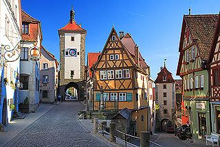 Been here. Rothenburg Germany