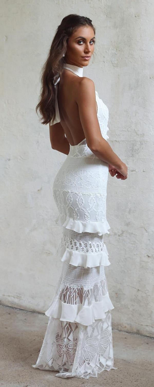 Grace Loves Lace – Unique Bohemian Lace Wedding Dresses | Hi Miss Puff - Part 10